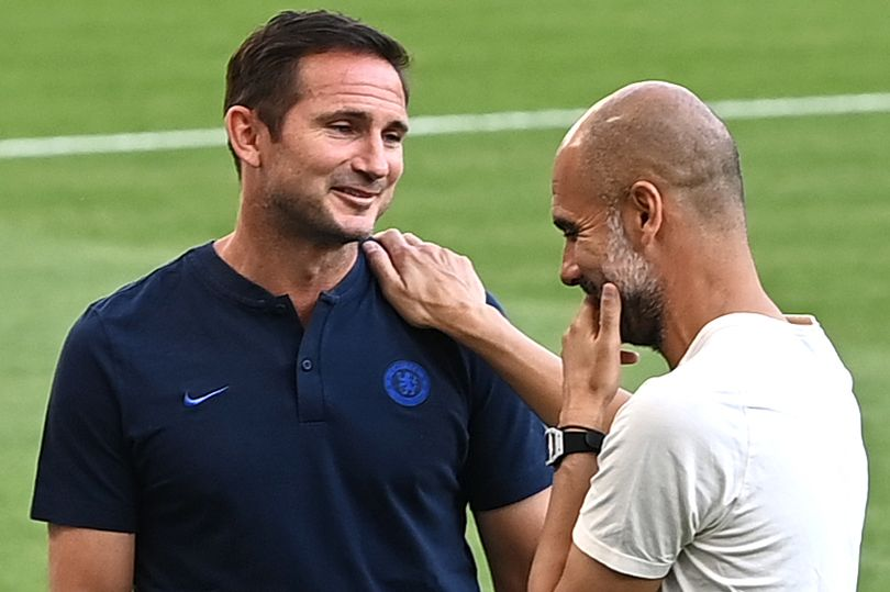 Pep Guardiola says Frank Lampard fell foul of football's bottom line after Chelsea sacking - Bóng Đá