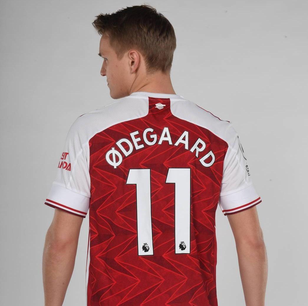 Odegaard joins Arsenal - Bóng Đá