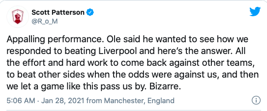 Former players and fans rocked by humiliating Man United loss - Bóng Đá