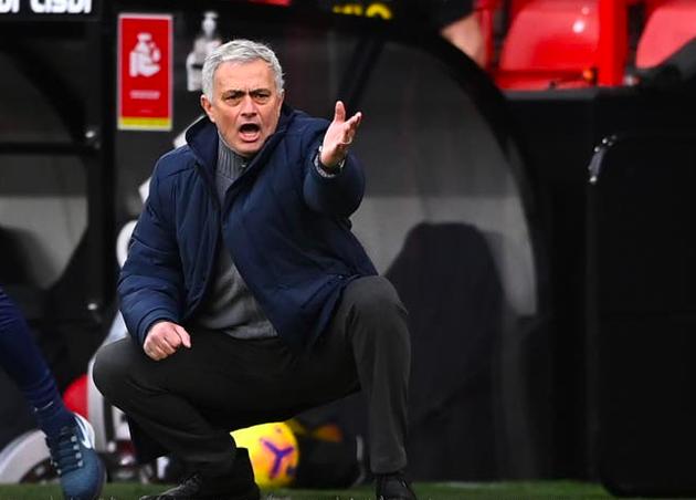 Sergio Reguilon - Tottenham boss Jose Mourinho admits frustration at losing key player ahead of Liverpool clash - Bóng Đá