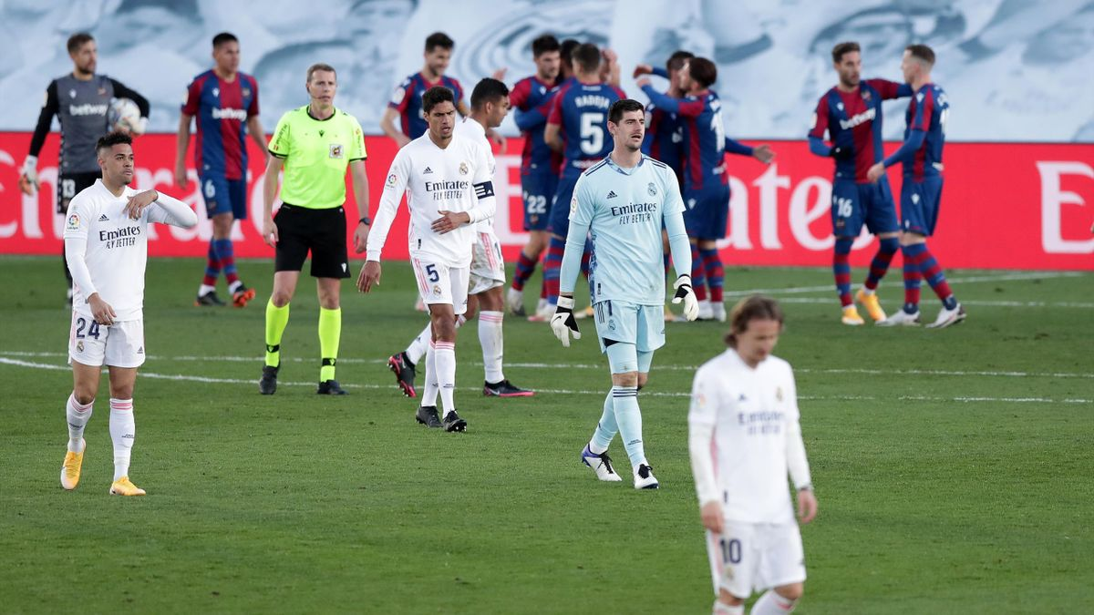 Thua sốc tại Bernabeu, HLV Real Madrid vẫn nói cứng - Bóng Đá