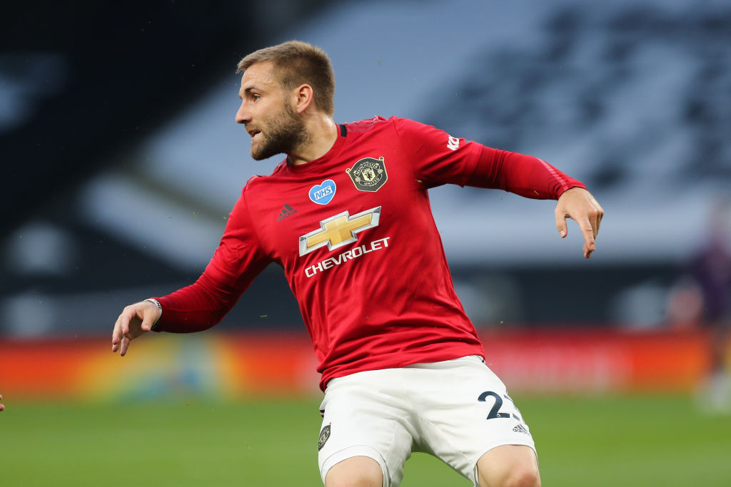 SHAW IS THE BEST LEFT-BACK IN THE LEAGUE - Denis Irwin - Bóng Đá