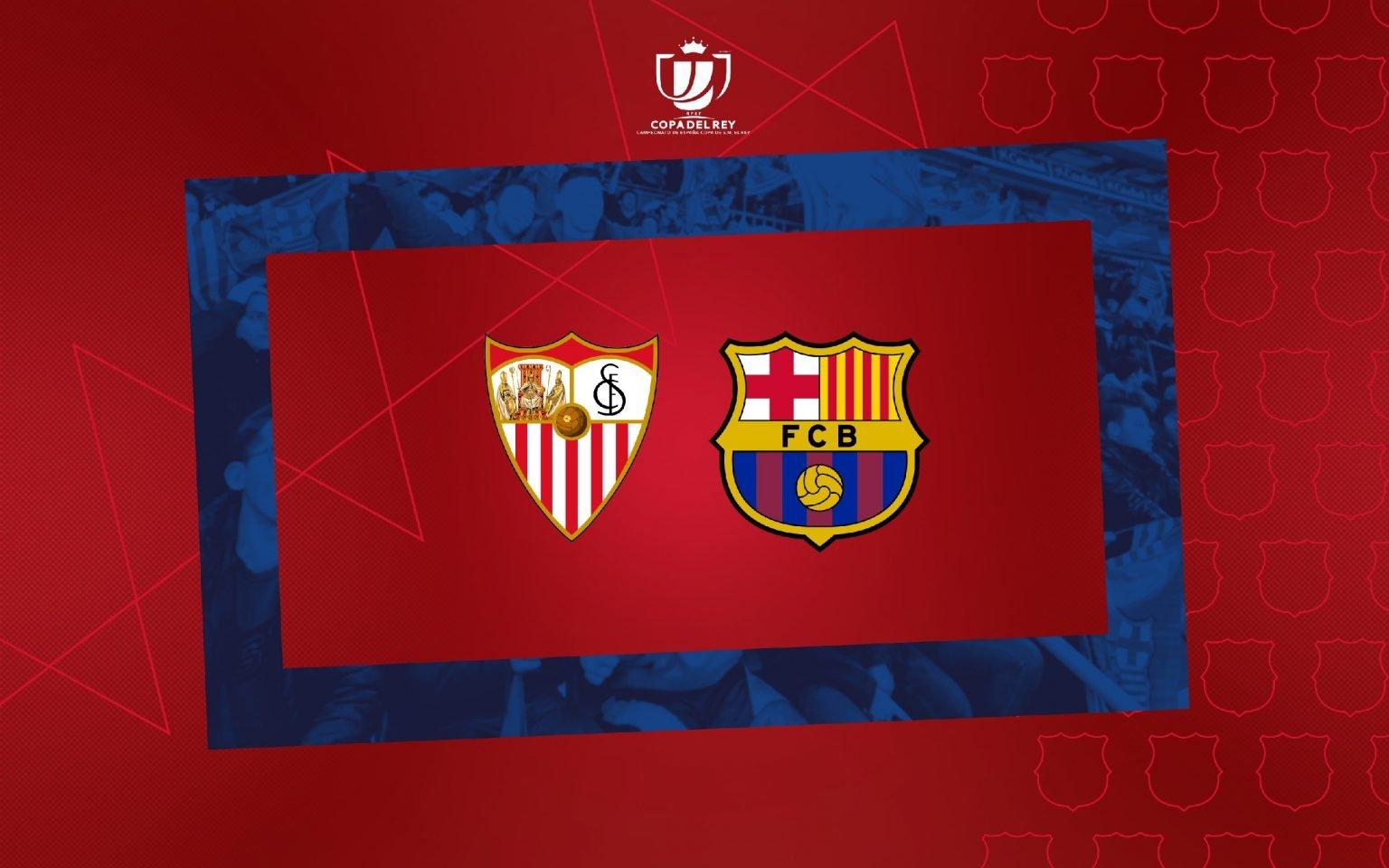 CHÍNH THỨC! Bốc thăm bán kết cúp Nhà vua: Barcelona gặp khó - Bóng Đá