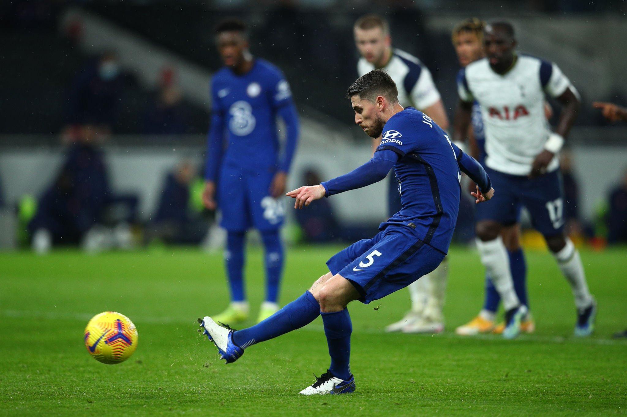 Thống kê Tottenham 0-1 Chelsea: - Bóng Đá