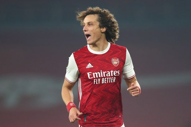 David Luiz 'to be rewarded with new Arsenal contract' at Mikel Arteta's request - Bóng Đá