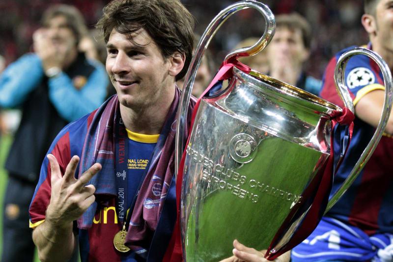 Ở tuổi 22, Mbappe quá bùng nổ so với Ronaldo hay Messi - Bóng Đá