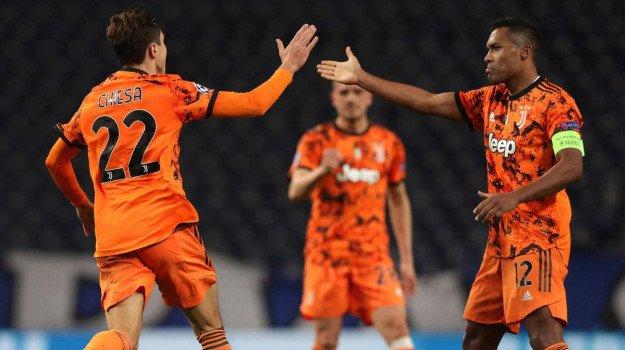 5 điểm nhấn Porto - Juve: - Bóng Đá