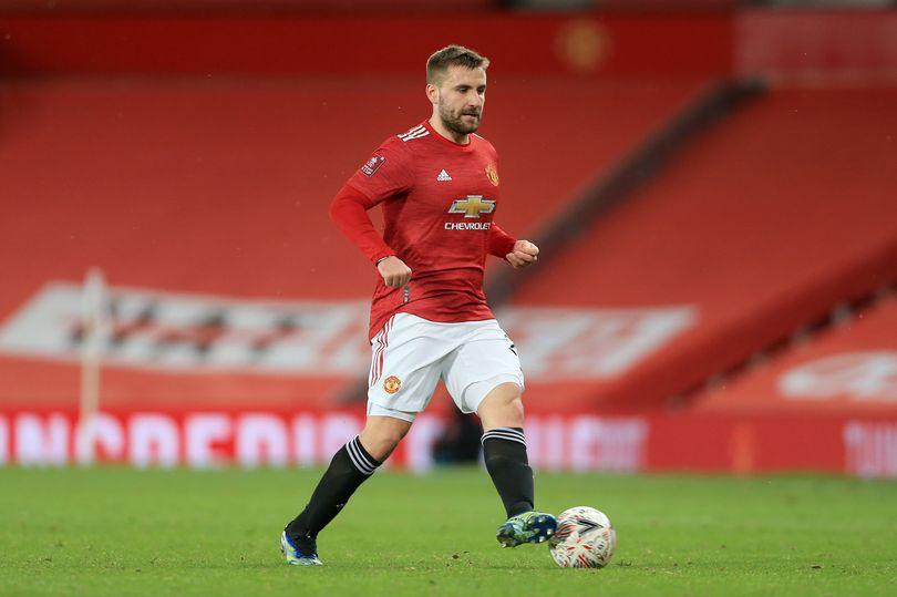 Manchester United boss Solskjaer reveals the two changes that helped Luke Shaw - Bóng Đá