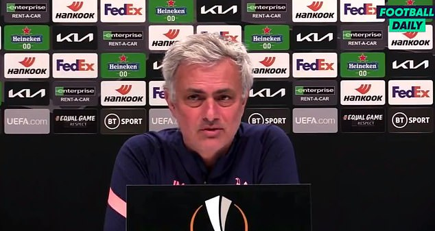 Jose: I'm calm and controlled, not like before - Bóng Đá
