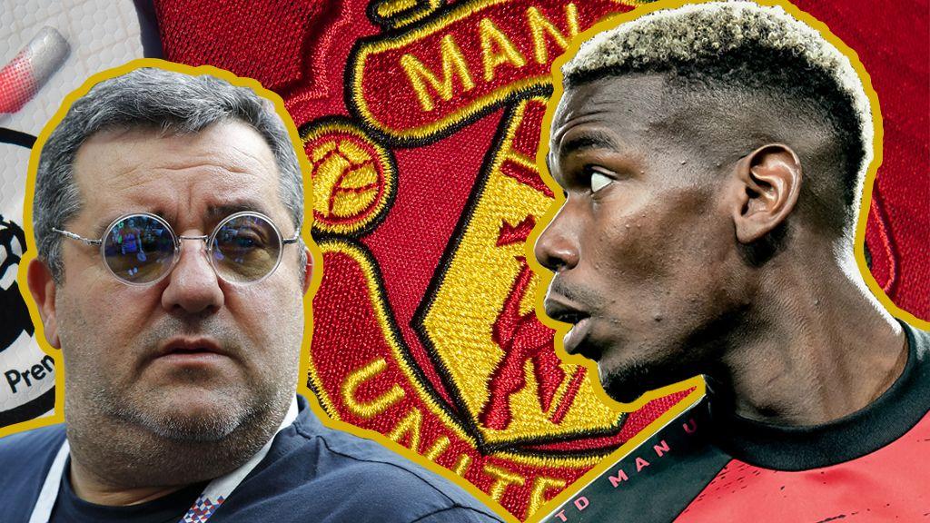 Paul Pogba's agent backtracks over Man United exit claims - Bóng Đá