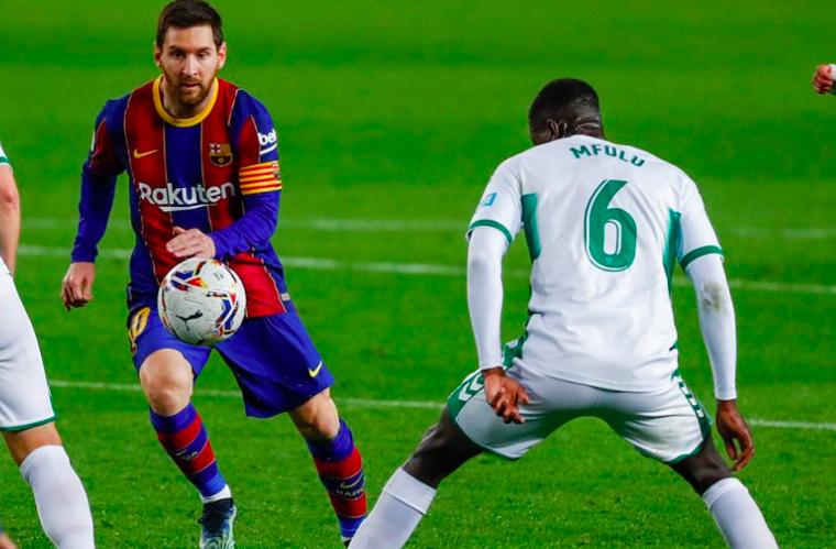La Liga top scorer: Lionel Messi (18) Serie A top scorer: Cristiano Ronaldo (18) - Bóng Đá