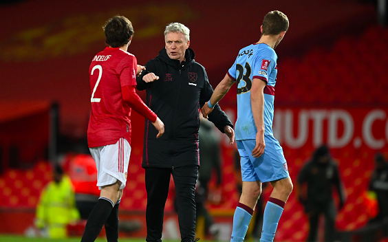 """""""You cannot underestimate their might"""" – Moyes discusses current Man United, 'very fast' and 'growing' team - Bóng Đá"""