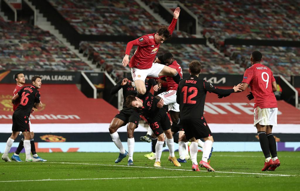 5 điểm nhấn M.U - Real Sociedad - Bóng Đá