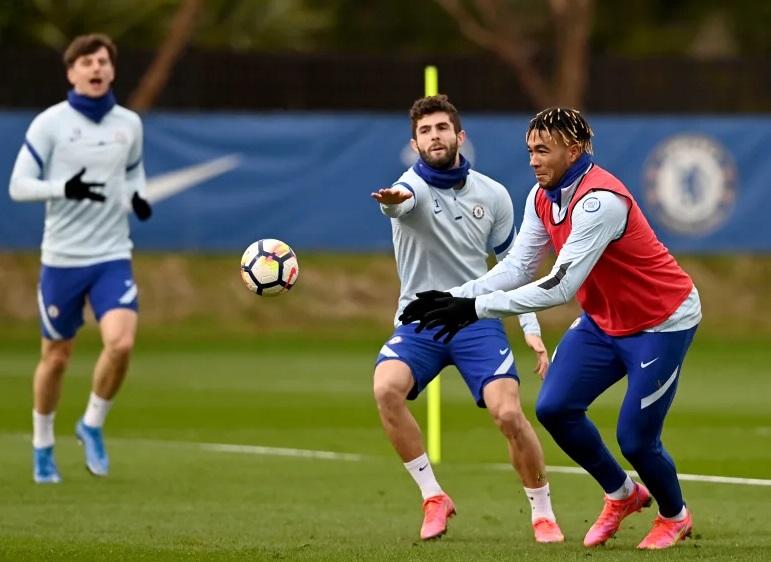 Dùng chiến thuật độc đáo, Chelsea sẵn sàng hạ gục Man Utd - Bóng Đá