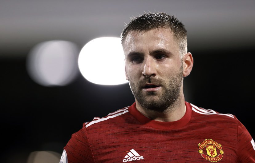 Luke Shaw created 3 chances vs. Chelsea - Bóng Đá