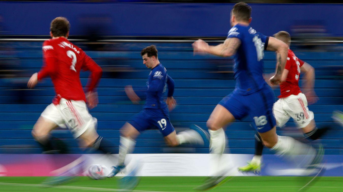Bale hồi sinh, tốc độ kinh hoàng Chelsea-M.U và những hình ảnh ấn tượng nhất - Bóng Đá