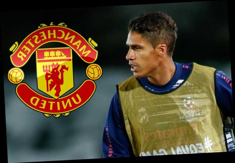 Man United willing to offer big money to sign £61million Raphael Varane - Bóng Đá
