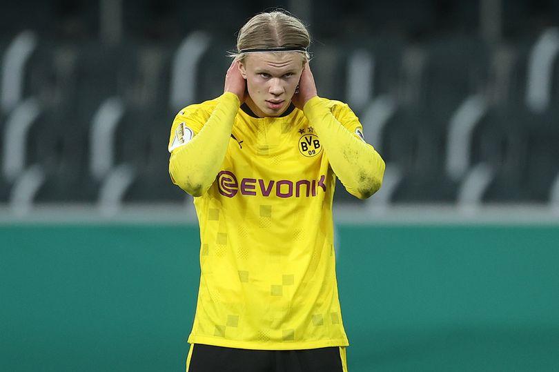 Borussia Dortmund striker Erling Haaland makes Chelsea transfer decision - Bóng Đá