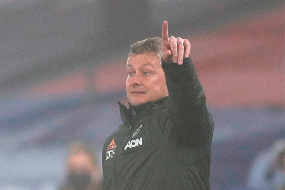 Manchester United goals dry up as Ole Gunnar Solskjaer admits Red Devils are in top four 'fight' - Bóng Đá
