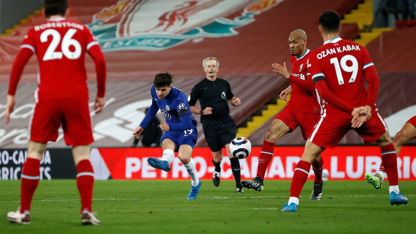 10 thống kê Liverpool 0-1 Chelsea: Tệ hại ĐKVĐ, ngả mũ trước Tuchel! - Bóng Đá