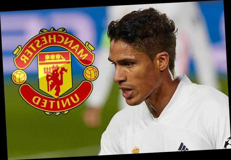 Real Madrid ready to sell Raphael Varane to Man Utd - Bóng Đá