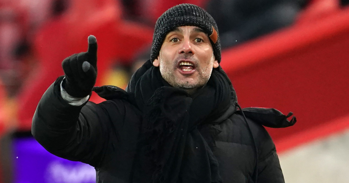 Guardiola warns Man City to expect challenge from ever improving Man Utd - Bóng Đá