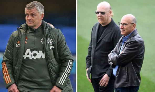 Manchester United boss Ole Gunnar Solskjaer pushing the Glazers into making three signings - Bóng Đá