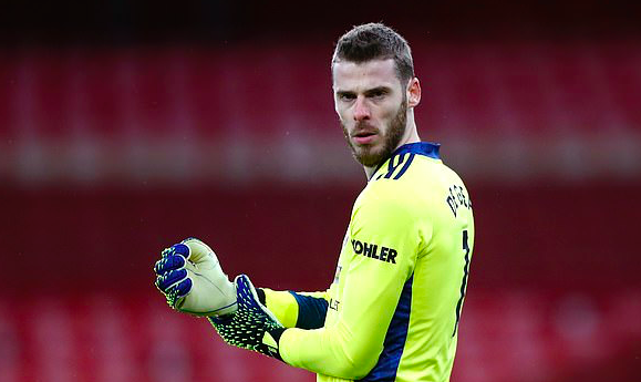 Paris Saint-Germain 'target Manchester United goalkeeper David de Gea as Mauricio Pochettino seeks to replace Keylor Navas' - Bóng Đá