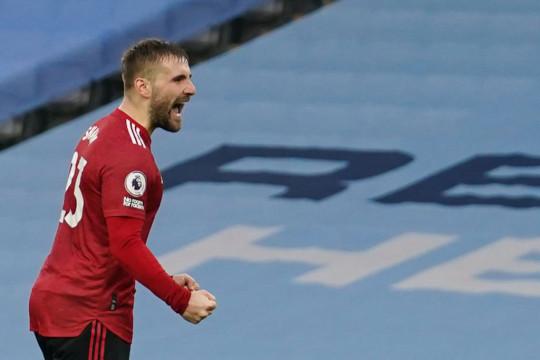 Ole Gunnar Solskjaer reveals Man Utd derby hero Luke Shaw nearly missed Man City clash - Bóng Đá