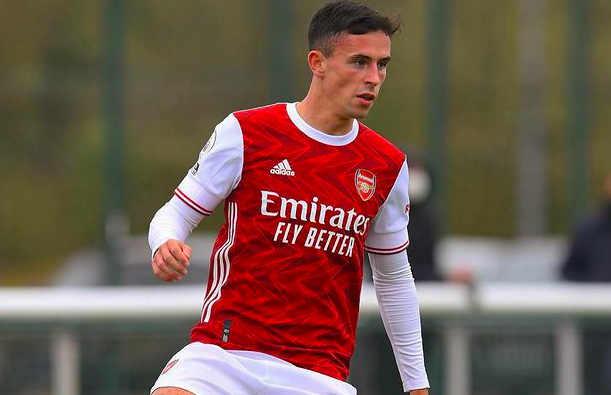 Arsenal youth midfielder Jordan McEneff has extended his contract with the club - Bóng Đá