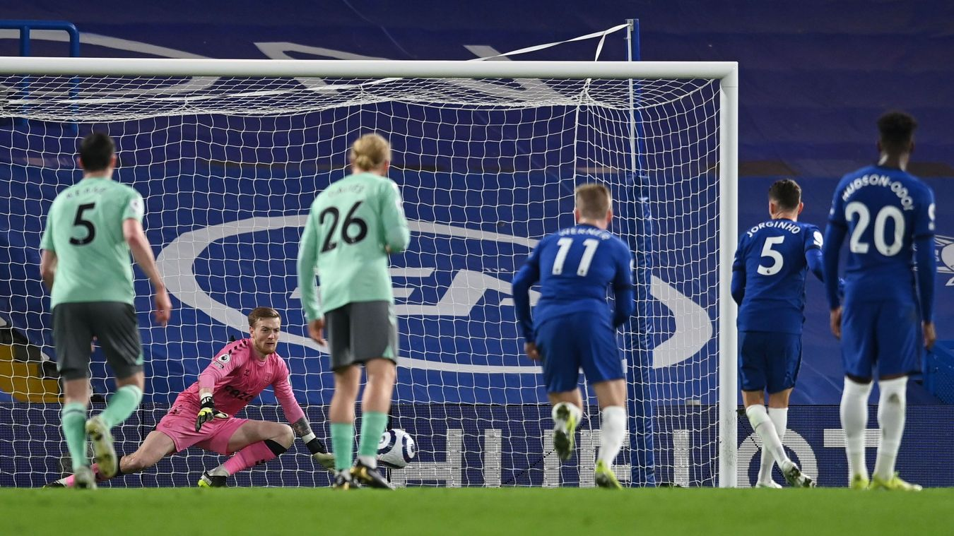 10 thống kê Chelsea 2-0 Everton: - Bóng Đá