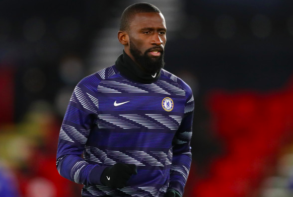 Chelsea fast-track contract talks with Antonio Rudiger after fears he could leave on free transfer - Bóng Đá