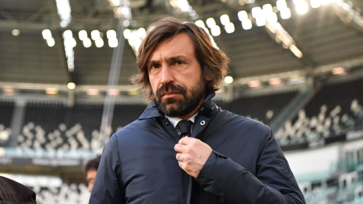 Juventus draw up three-man shortlist as Andrea Pirlo fights to save his job - Bóng Đá