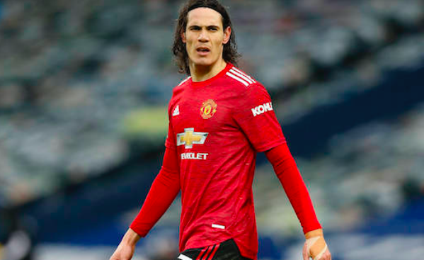 Man United star Cavani taking huge pay cut to join new club as 'verbal agreement' sealed - Bóng Đá