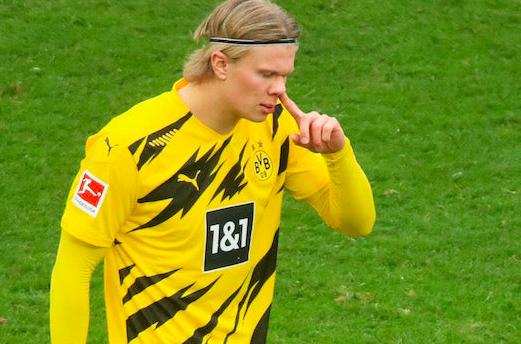 Ole Gunnar Solskjaer refuses to comment on Erling Haaland rumours - Bóng Đá
