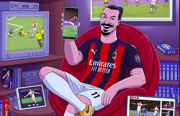 Zlatan Ibrahimovic and AC Milan have reportedly agreed to a one-year contract extension  - Bóng Đá