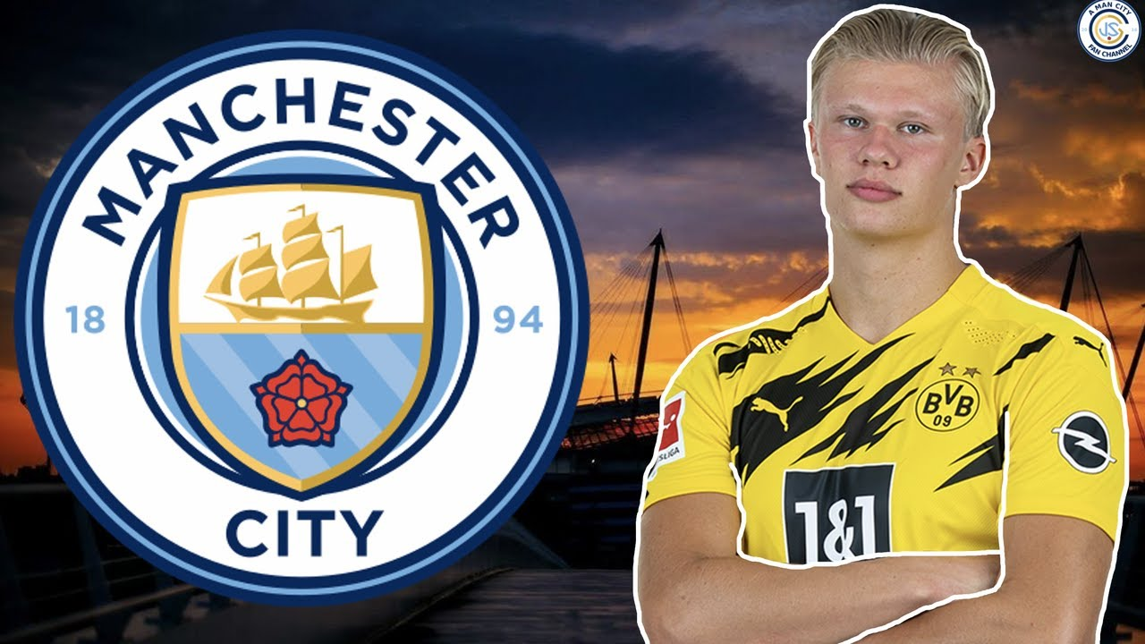 Erling Haaland says beautiful when seeing Etihad for the first time - Bóng Đá