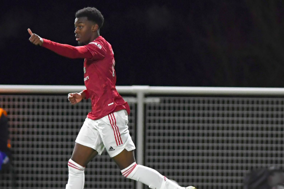 Anthony Elanga has been added to Manchester United's squad for the Europa League - Bóng Đá
