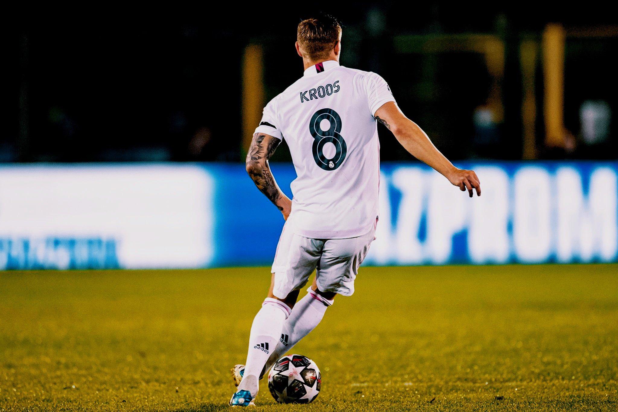 Toni Kroos cho Thiago Alcantara thấy thế nào là