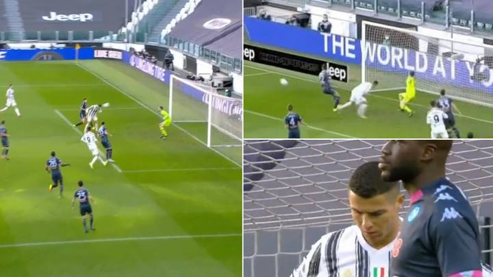 Cristiano Ronaldo somehow misses an absolute sitter for Juventus - Bóng Đá