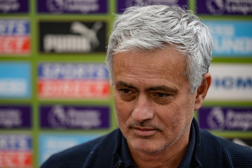 Jose Mourinho responds to Manchester United's penalty record ahead of Tottenham Hotspur game - Bóng Đá