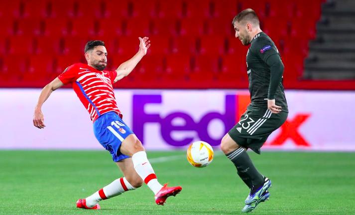 TRỰC TIẾP Granada 0-1 Man United (H1): Rashford ghi bàn - Bóng Đá