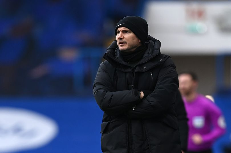 Frank Lampard breaks silence on Chelsea sacking for the first time  - Bóng Đá