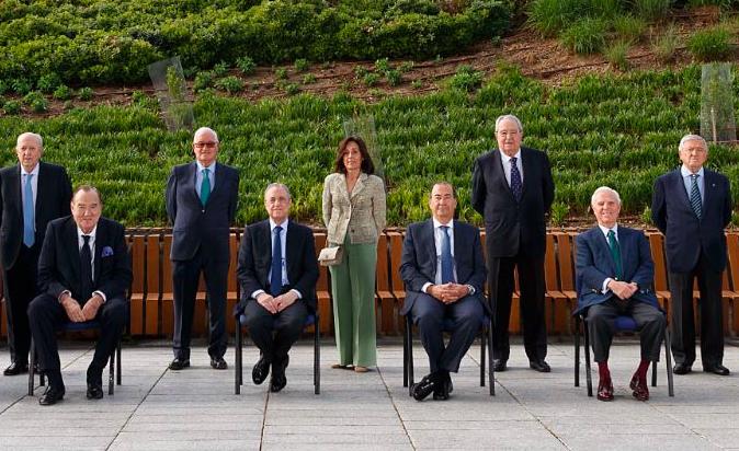 CHÍNH THỨC! Florentino Perez đắc cử Chủ tịch Real Madrid - Bóng Đá