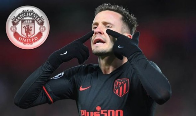 Man Utd transfer boost as Saul Niguez one of SEVEN players put up for sale in Atletico Madrid clearout - Bóng Đá
