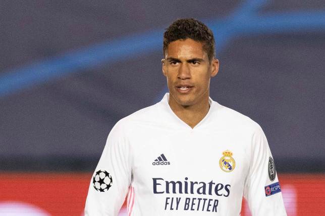 Manchester United increasingly confident over Raphael Varane transfer but want Real Madrid to lower £60m asking price - Bóng Đá