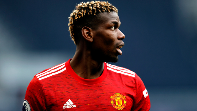 Manchester United star Paul Pogba signs deal with AMAZON - Bóng Đá