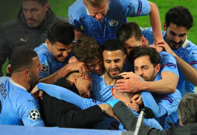 10 thống kê tứ kết Champions League: Đáng nể Pep Guardiola! - Bóng Đá