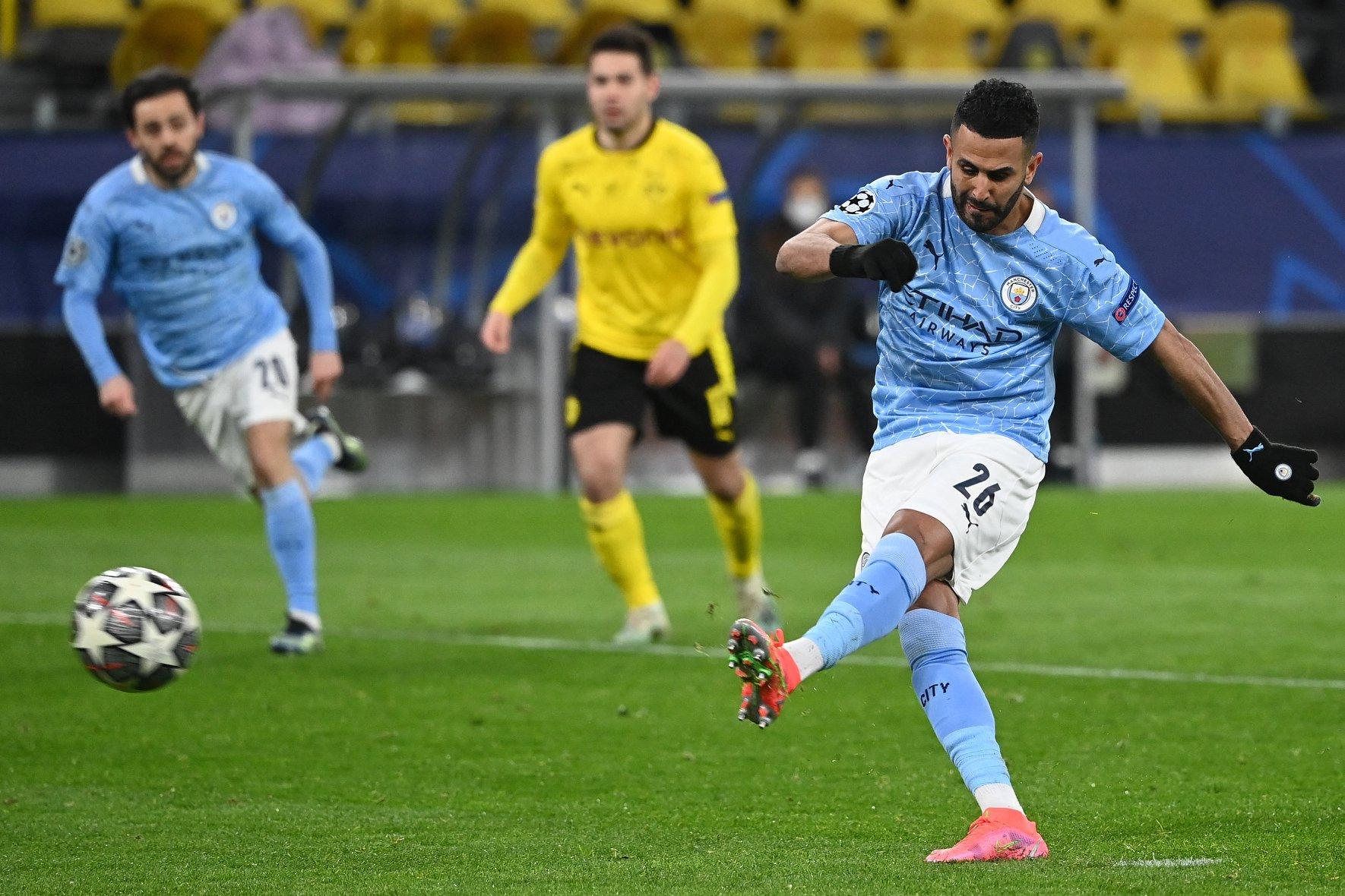 Manchester City end their quarterfinal curse under Pep Guardiola  - Bóng Đá