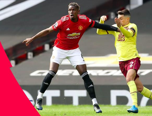TRỰC TIẾP Man Utd 0-0 Burnley (H1): Quỷ đỏ ép sân - Bóng Đá
